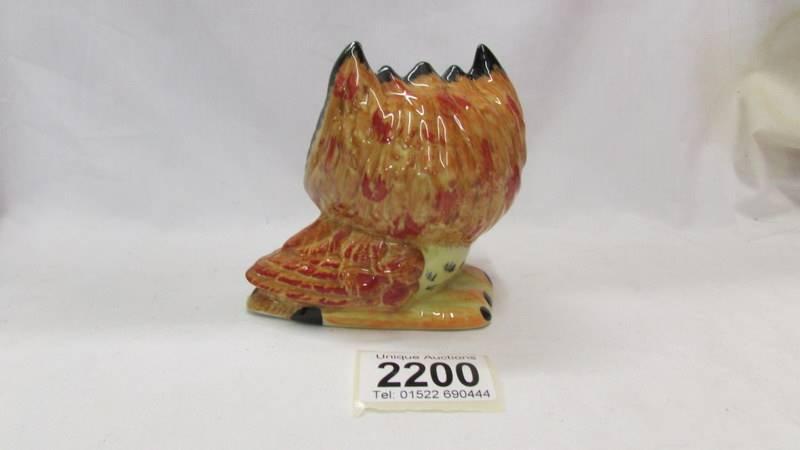 A signed Lorna Bailey 'Hooty' owl. - Image 2 of 3