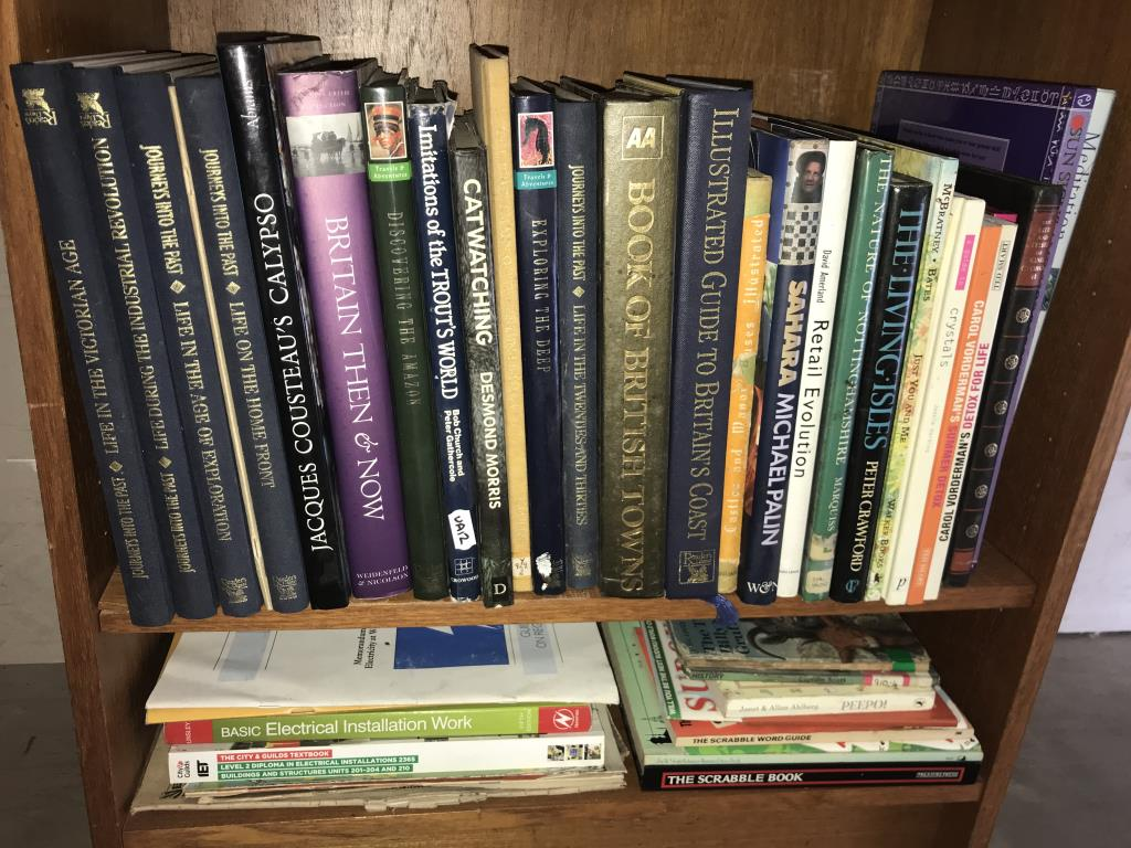 A large selection of books including reference, biographies etc. - Image 4 of 4