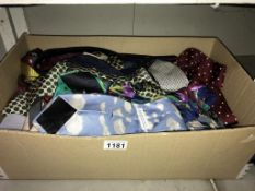 A good collection of ties including vintage & Italian etc.
