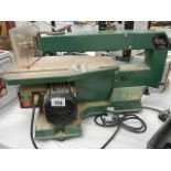 An electric Fern FFz-400N fret saw.