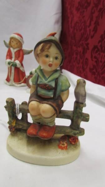 Siz Goebel/Hummel figurines. - Image 4 of 7