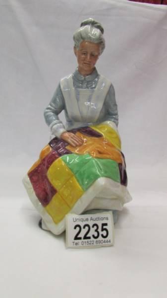 A Royal Doulton figurine - Eventide, HN2814.