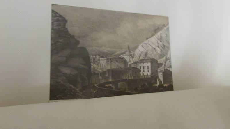 A portfolio of Spanish prints 'Collection Casa De Ahorros'. - Image 5 of 5