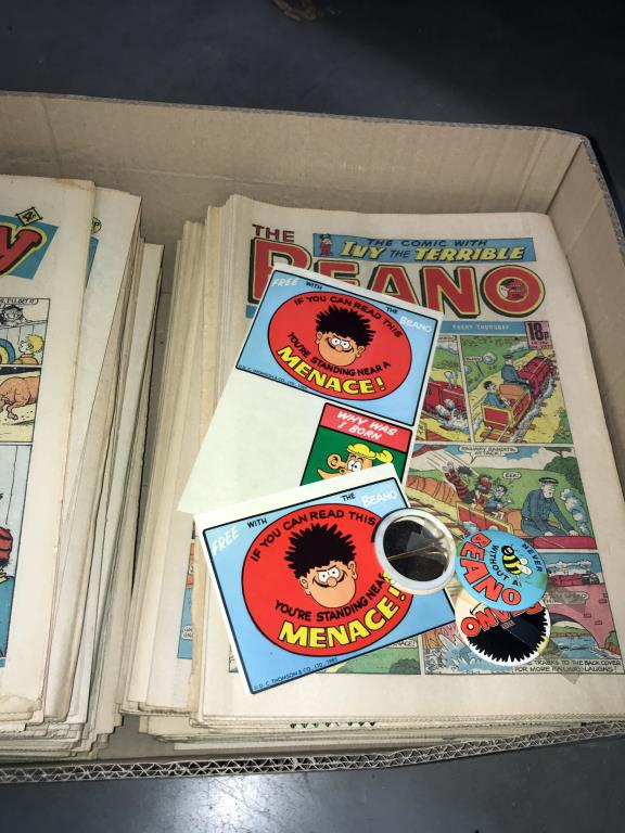 A collection of 1980's Beano comics etc - Image 2 of 3