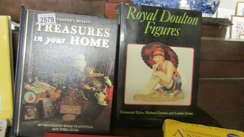 A collection of antique reference books. - Image 3 of 5