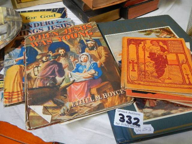 A quantity of Bibles and children's books. - Image 3 of 3