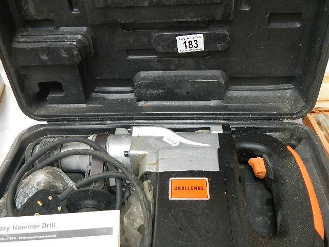 A Challenge Kango hammer drill. - Image 3 of 3