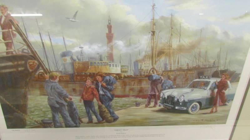 Keith Baldock (Grimsby artist), - Image 2 of 5