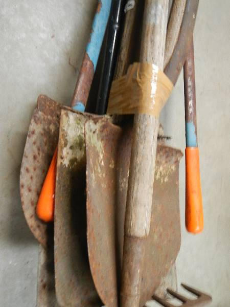 A quantity of garden tools. - Image 3 of 4