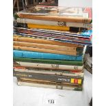 A quantity of books relating to wood turning etc.