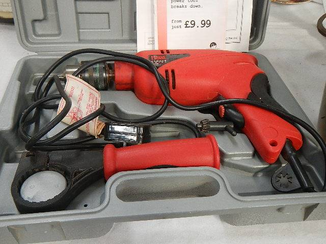 A Power Devil drill. - Image 2 of 2
