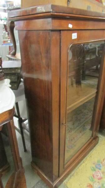 A mahogany glazed cabinet. - Image 2 of 2