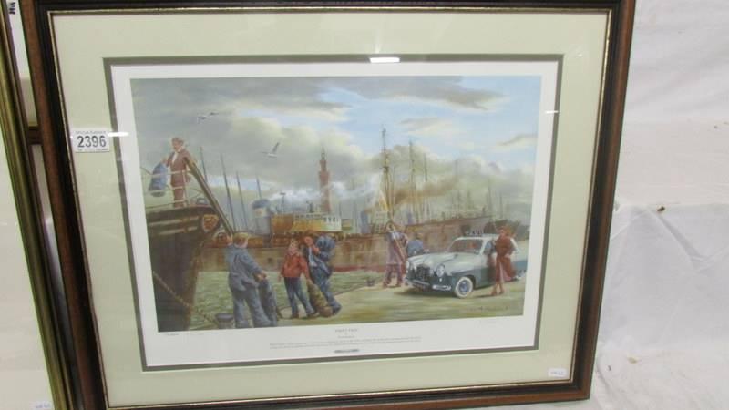 Keith Baldock (Grimsby artist),