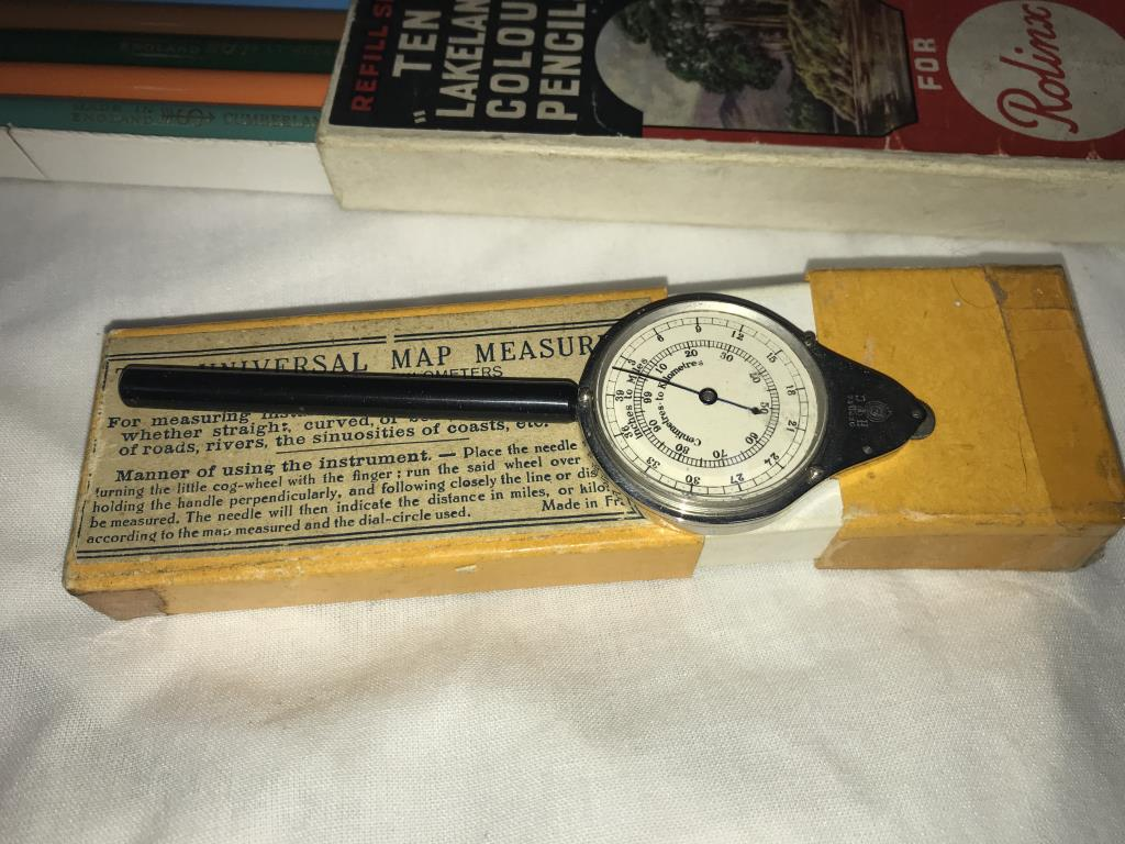 A mixed lot including penknife & part geometry set etc. - Image 4 of 6