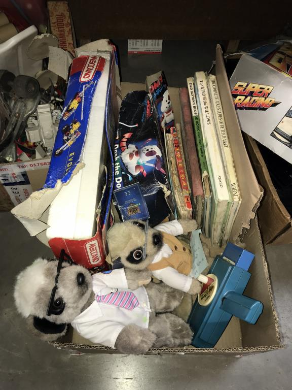 A large selection of children's toys including vintage, - Image 4 of 6