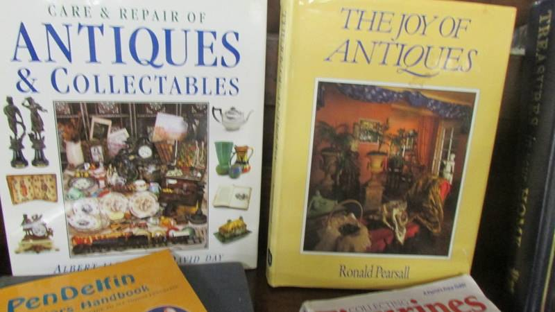 A collection of antique reference books. - Image 2 of 5