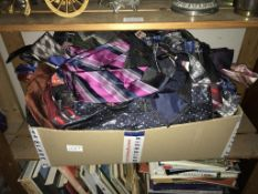 A large selection of gent's neck ties