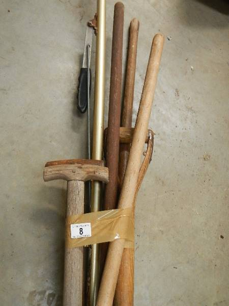 A quantity of garden tools. - Image 3 of 3
