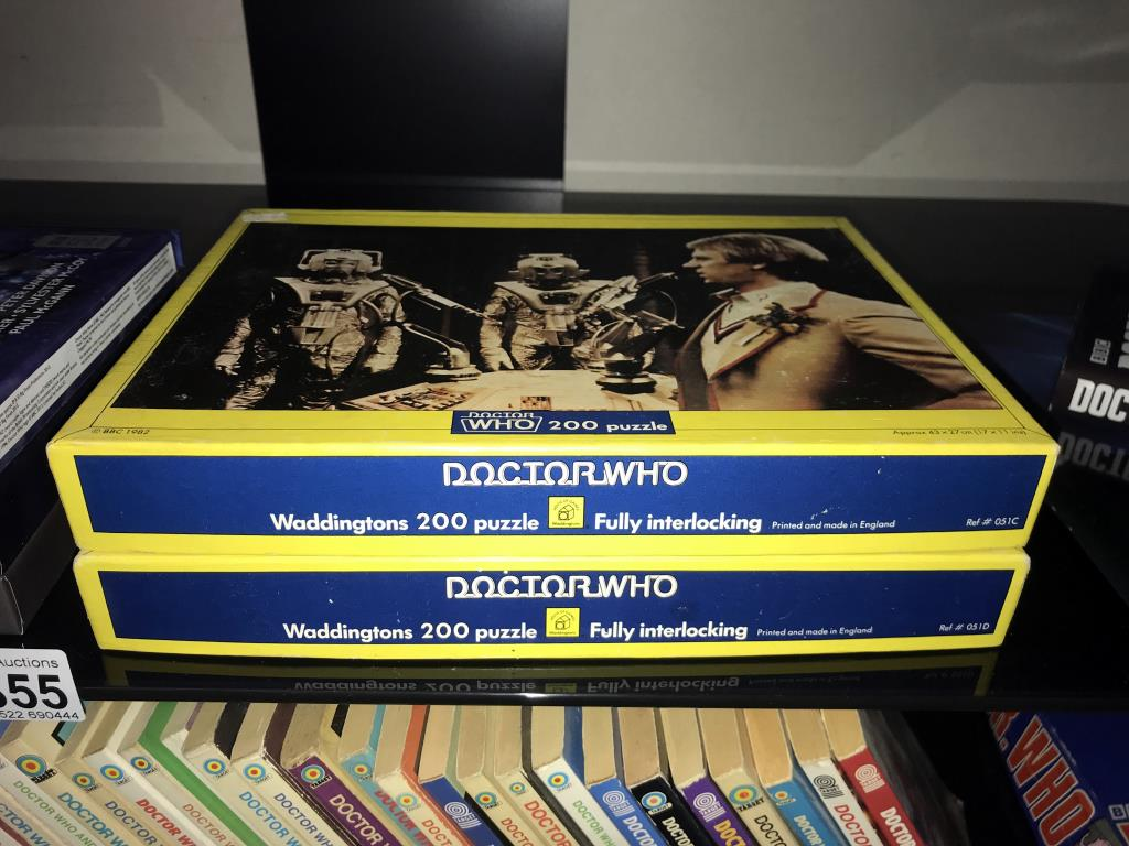 A good lot of vintage & modern Dr Who books, - Image 3 of 11