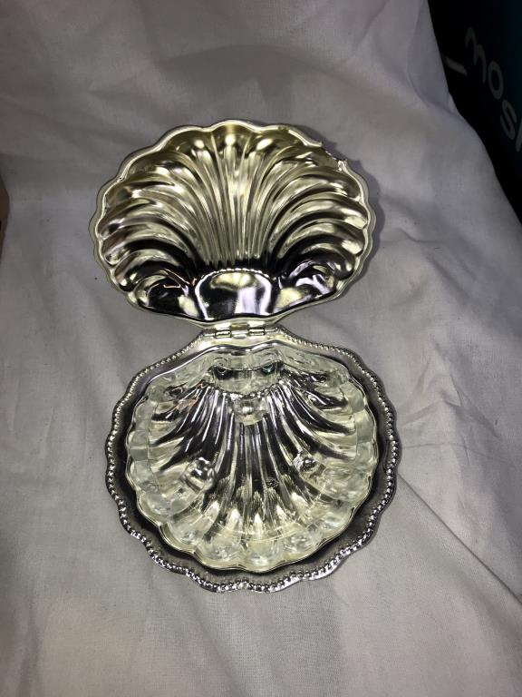 A quantity of various ornate silver plated serving spoons/forks etc. - Image 2 of 3
