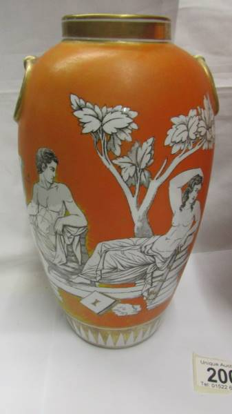 2 Neo-Classical vases, possibly by Samuel Allcock, - Image 2 of 9