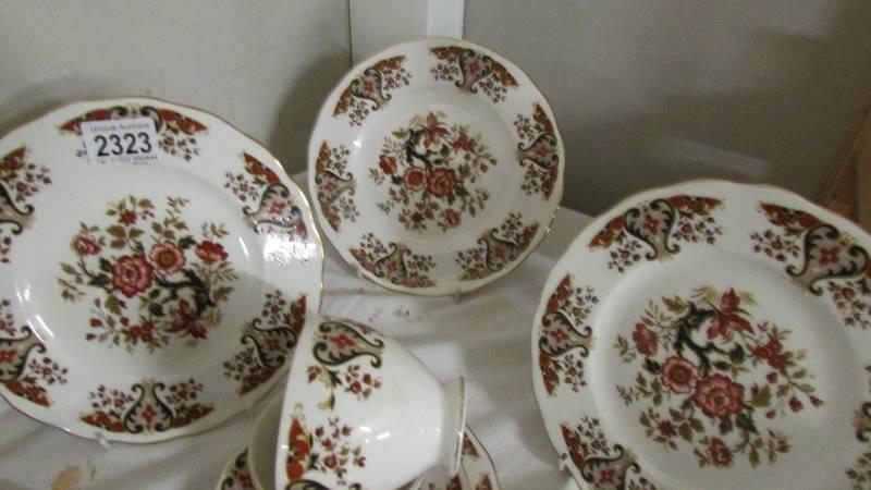22 pieces of Colclough tea ware. - Image 2 of 3