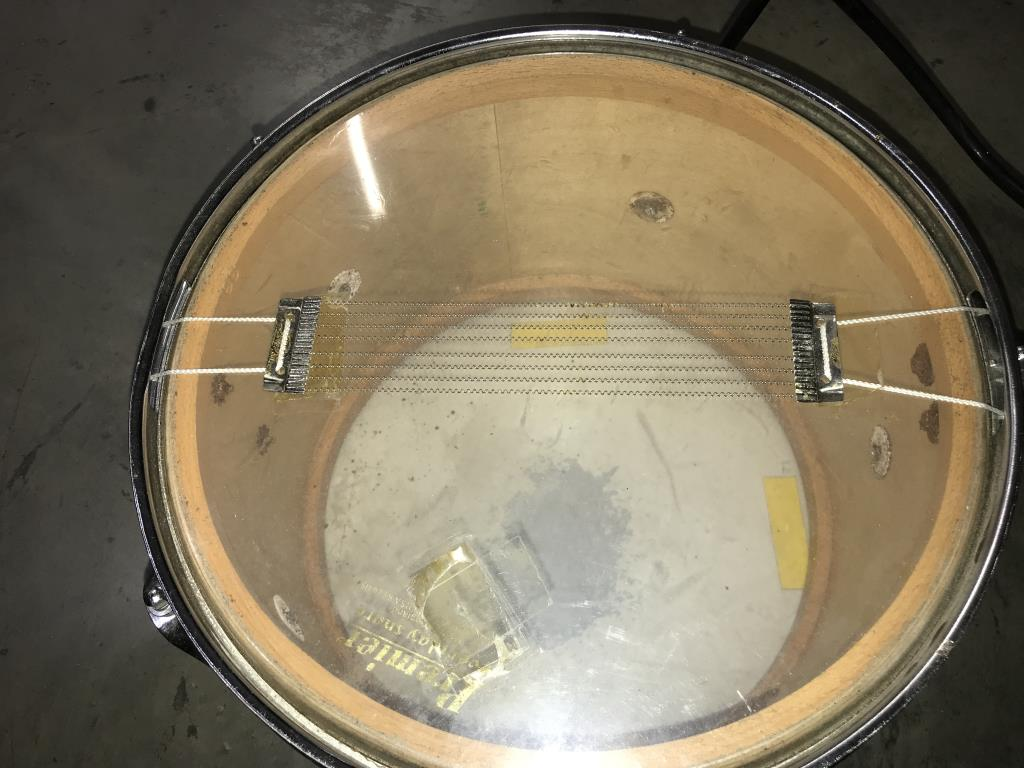 A small snare drum, Premier club, Everplay heads. - Image 4 of 6