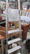 A Beldray step ladder.
