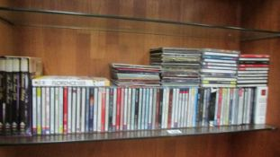 A good lot of assorted CD's.