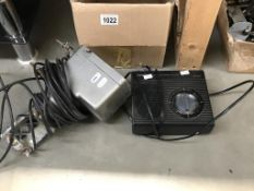 An antenna rotor & controller (Collect only & sold as seen)