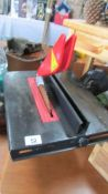 A performance power table saw, tested and working,