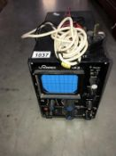 A Scopex oscilloscope (model 456) (Collect only & sold as seen)