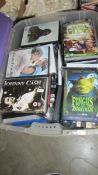 A good selection of assorted DVD's,