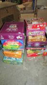 A quantity of various board games and jigsaw puzzles, completeness unknown.
