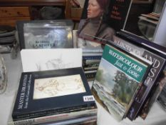 An excellent lot of books on art,