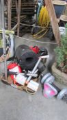 A good lot of exercise equipment (Collect only)
