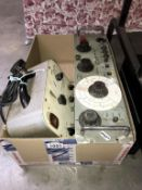 An Action electrical signal generator,