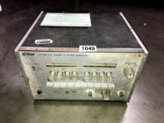 A Phillips pal colour TV pattern generator (model PM5508) (Collect only & sold as seen)