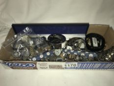 Approximately 25 ladies wristwatches, 2 pendant watches,