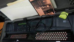 An MSI Matti synthesis keyboard.