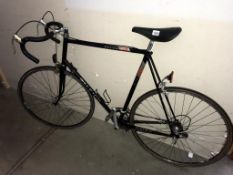 A 1980's Raleigh Record bike