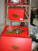 A boxed Andrew Merryfield Grandek etc.