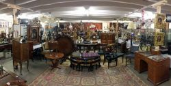 A 3 day Antiques & Collectors including Gold, Jewellery, Silver, Furniture, etc. Seating is limited so please make an appointment to attend
