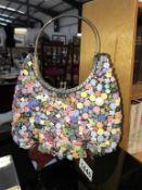 An Aftershock designer handbag