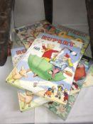7 Rupert annuals