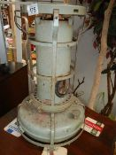 An old parafin heater.