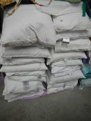 A quantity of good clean pillows.