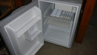 A Logik table top fridge.