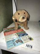 An early nodding dog A/F,