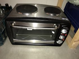 A combination oven